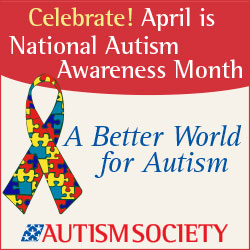 National Autism Awareness Month 2014 Badge Web Ready